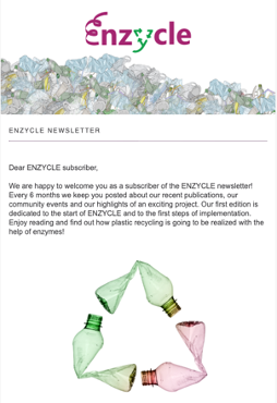 ENZYCLE Newsletter Copy
