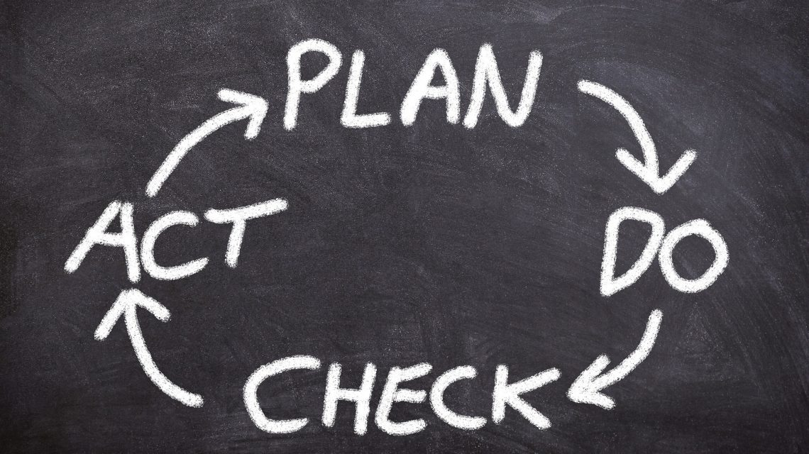 Life Cycle Assessement (LCA) Plan - Do - Check - Act